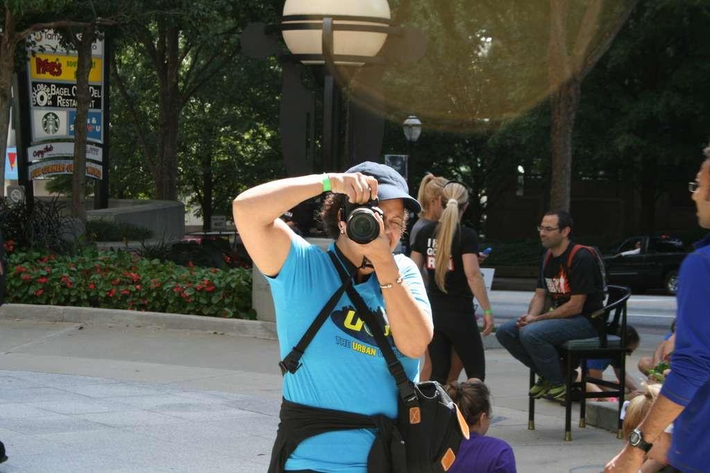 Photographer Adventure